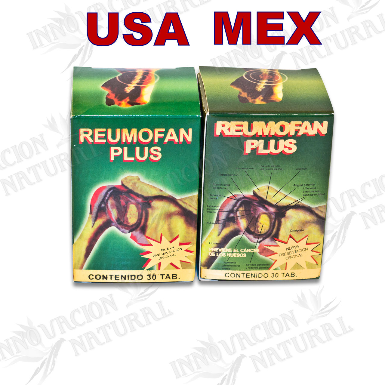 Reumofan Plus Box